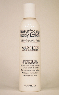 Resurfacing Body Lotion