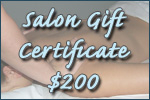 Mark Lees Salon Gift Certificate- $200
