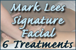 The Mark Lees Signature Facial- 6 Treatments