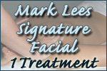 The Mark Lees Signature Facial- 1 Treatment